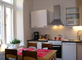 Essexhome Apartments, apartement Helsingis