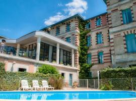 Résidence de Tourisme Vacances Bleues Villa Regina, apartment in Arcachon