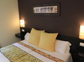 Pensión Basic Confort, hotel cerca de Museo Naval, San Sebastián