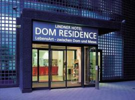 Lindner Hotel Dom Residence, boutique hotel in Cologne