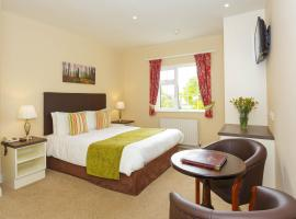 Ashville House, bed & breakfast a Killarney