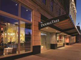 DoubleTree Suites by Hilton Detroit Downtown - Fort Shelby, hotel in Detroit