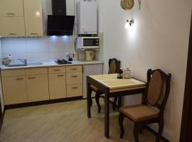 Near Citadel Apartment 2, hotel near Lonsky Prison Museum, Lviv