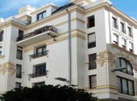 Los Balcones del Arte, hotel near Menendez Pelayo Library, Santander