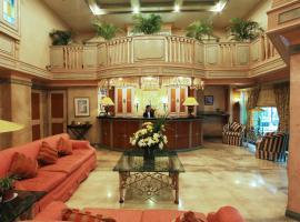 マニラ マナー ホテル、マニラのホテル