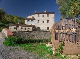 Hotel Le Pozze Di Lecchi, hotel in Gaiole in Chianti