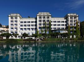Grand Hotel Toplice - Small Luxury Hotels of the World, hotel en Bled