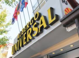 Hotel Universal, hotel near Indiana Golf, Riccione