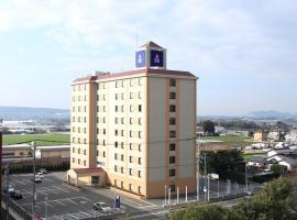 ベッセルホテル熊本空港、大津町のホテル