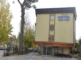 Hotel Due Pini, hotel a Melfi