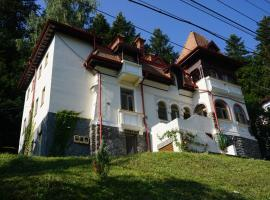 Vila Arizto, hotel in Sinaia