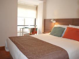 Hotel Santa Lucia, hotel en Santiago
