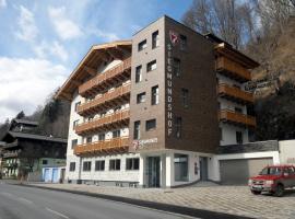 Hotel Garni Siegmundshof, Familienhotel in Saalbach-Hinterglemm