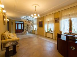 10 Rooms, hotel near The Cathedral of St. George, Lviv