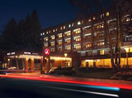 Jolly Alon Hotel, hotel in Chişinău