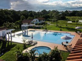 Hotel Mastranto, hotel in Villavicencio