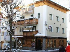 Dorfplatzl, apartment in Ischgl
