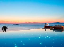 Bill & Coo Suites and Lounge -The Leading Hotels of the World, hotel in Mikonos