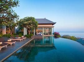 Jumana Bali Ungasan Resort, hotel 5 estrellas en Uluwatu