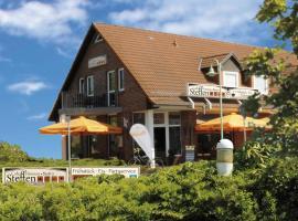 Café Pension Steffen, guest house in Sanitz