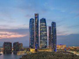 Conrad Abu Dhabi Etihad Towers, hotel in zona Corniche di Abu Dhabi, Abu Dhabi