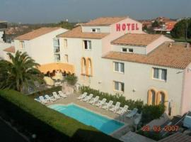 Hôtel Azur, hotel near Saint-Thomas Golf Course, Cap d'Agde