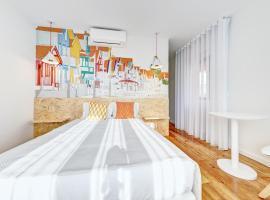 Hotel do Mercado, B&B/chambre d'hôtes à Aveiro