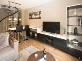 Aaron Wise Apartments, apartment in Cardiff