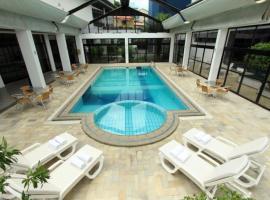 Cambirela Hotel, hotel en Florianópolis