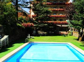 Rutllan & Spa, hotel in La Massana