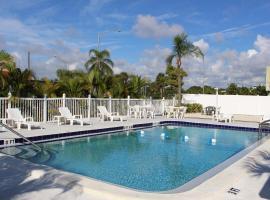 Sunshine Inn & Suites Venice, Florida, hotel near Brohard Paw Park, Venice