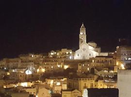 Casa Il Gufo e la Pupa, hotel con parking en Matera