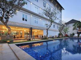 Mars City Hotel, hotel in Denpasar