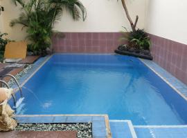 Ayu Taman Sari, hotel in Candidasa
