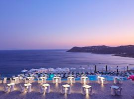 Royal Myconian - Leading Hotels of the World, resort in Elia Beach