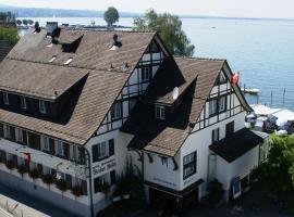Bodenseehotel Weisses Rössli, Hotel in der Nähe vom Flughafen St. Gallen-Altenrhein - ACH,