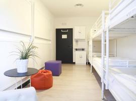 Hostels Meetingpoint, hotel en Madrid