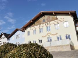 Garni Hotel Alber, Hotel in der Nähe von: LOKschuppen Simbach am Inn, Marktl