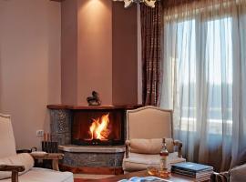 Nefeles Luxury Residences & Lounge, ξενοδοχείο στον Καρδαρά