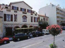 Hôtel Castel Mistral, hotel in Juan-les-Pins