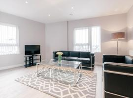 Roomspace Serviced Apartments - Vertex House, apartment in Croydon