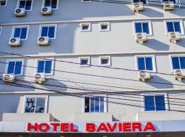 Hotel Baviera Iguassu, hotel in Foz do Iguacu City Centre, Foz do Iguaçu