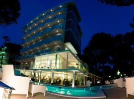 Hotel Kent, hotell i Milano Marittima