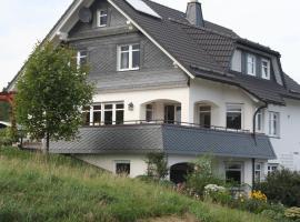 Ferienwohnung Hartmann, hotel near St.-Georg-Schanze, Winterberg