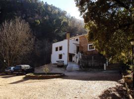 """Hotel Rural """"Hospederia Las Cañadillas"""", hotel in El Tranco"""