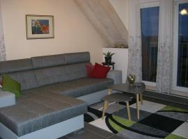 Reusenhof Am Haff, apartment in Usedom Town