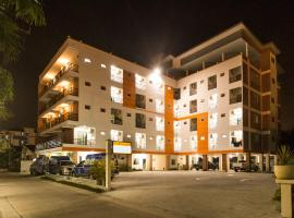 V at Bangsaen, hotel in Bangsaen