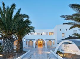 Santorini Palace, hotel u Firi