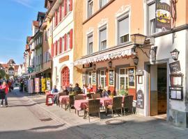 Hotel Zum Lieben Augustin, Hotel in Meersburg