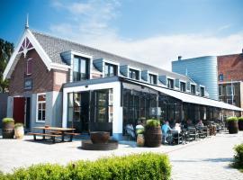 Hotel Katoen, boutique hotel in Goes